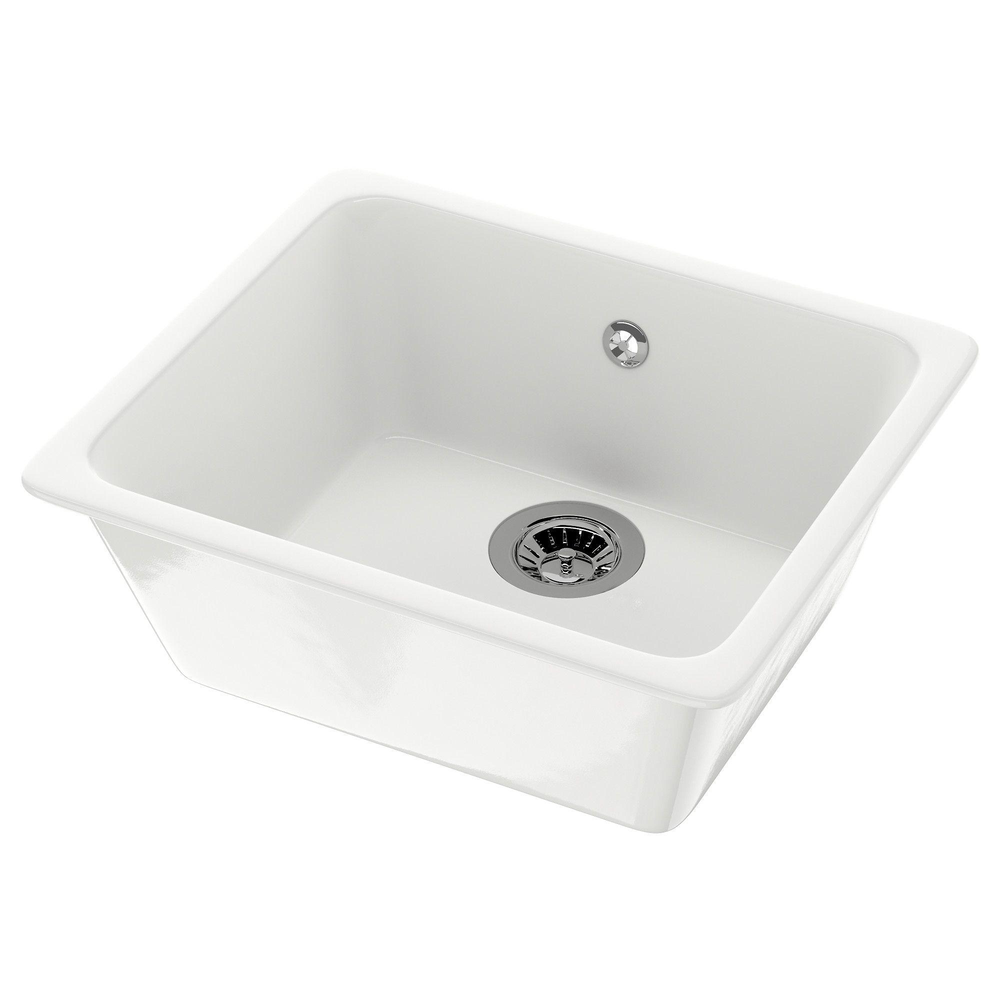 Becken Waschküche ikea domsjö single bowl inset sink 25 year guarantee read about