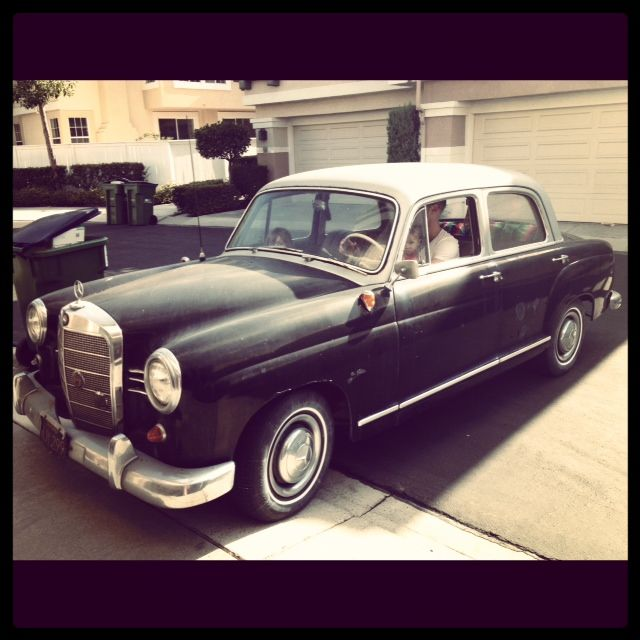 1960 Mercedes For Sale: Https://post.craigslist.org/k