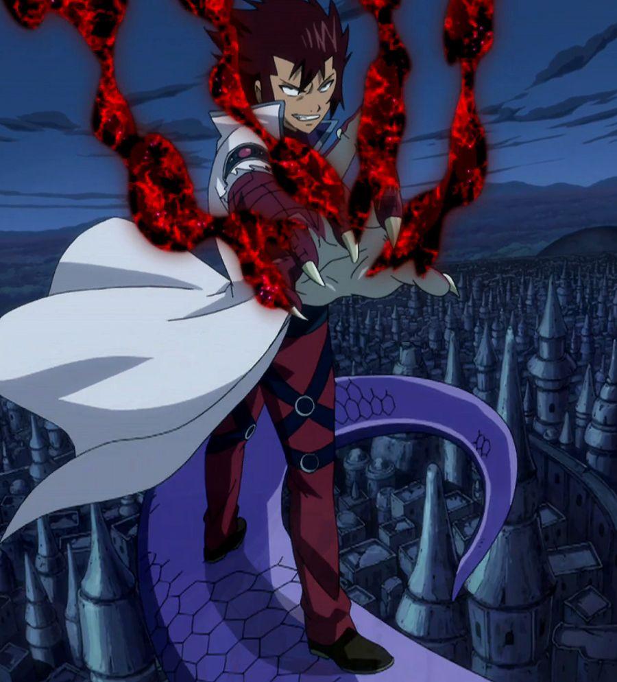 Cobra The Poison Dragon Slayer