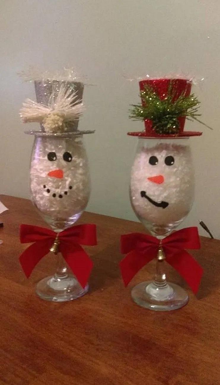 94 Beste DIY Weihnachtsdekoration, um Ihr Zuhause zu perfektionieren ~ alvazz.com #christmasdecorideasforlivingroom