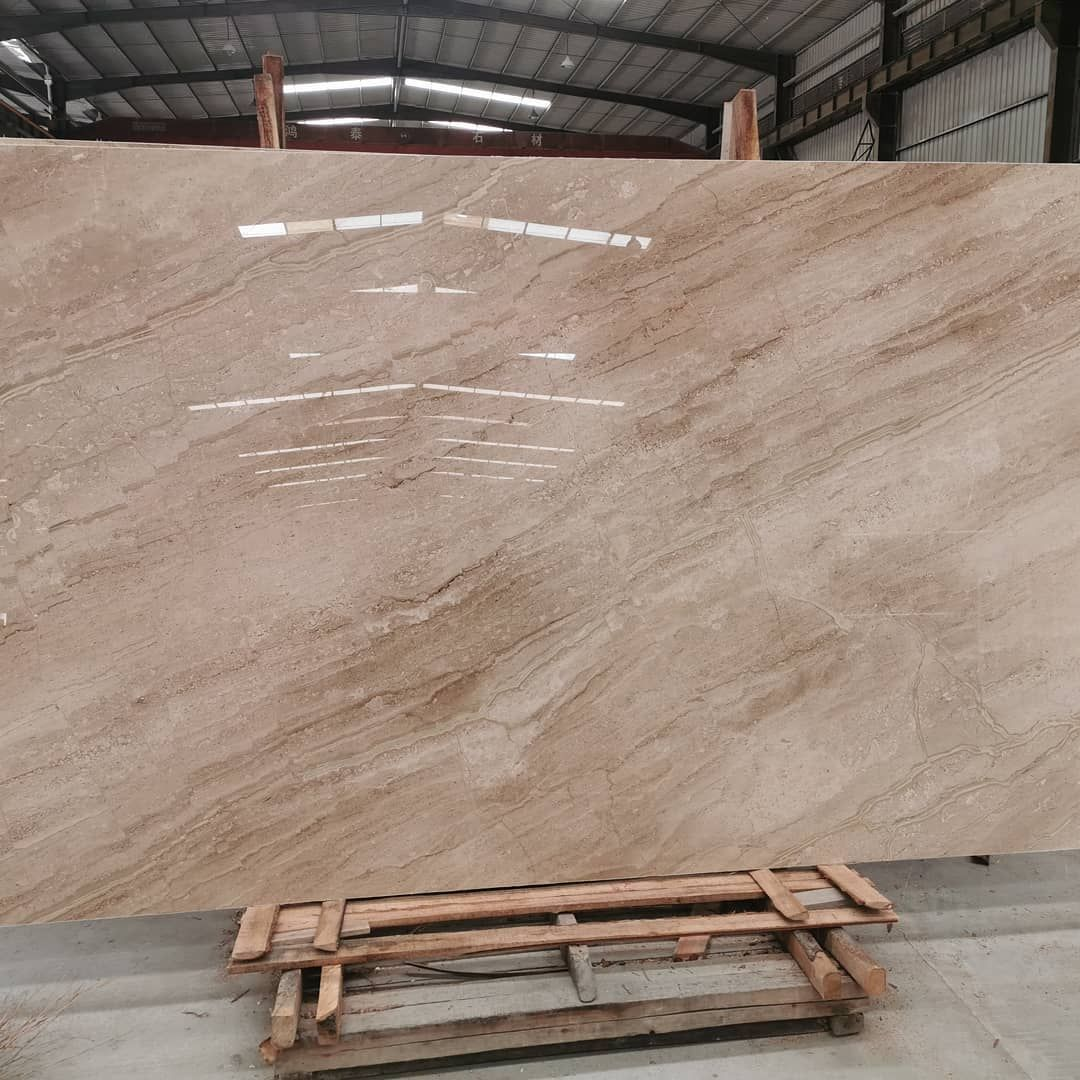 New The 10 Best Home Decor Today With Pictures New Slabs Italian Marble Dainoreale Reale Breccia Sarda Beauti Italian Marble Interior Design Home Goods