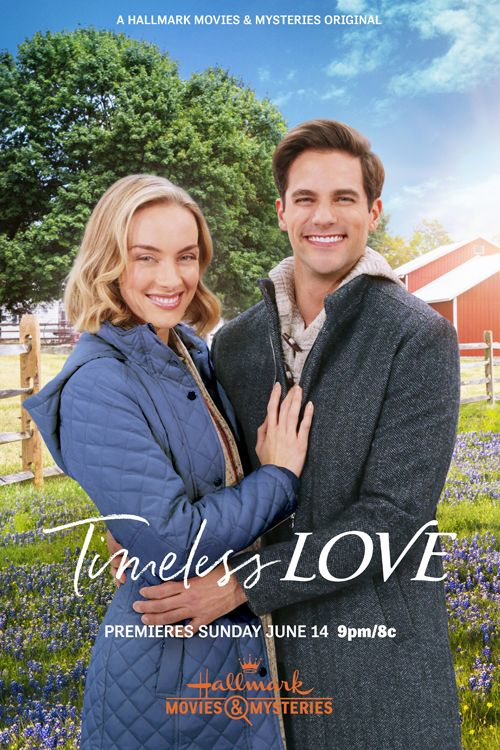 Its a Wonderful Movie - Your Guide to Family and Christmas Movies on TV: Timeless Love - a Hallmark Movies & Mysteries Original Movie Starring Rachel Skarsten and Brant Daugherty!
