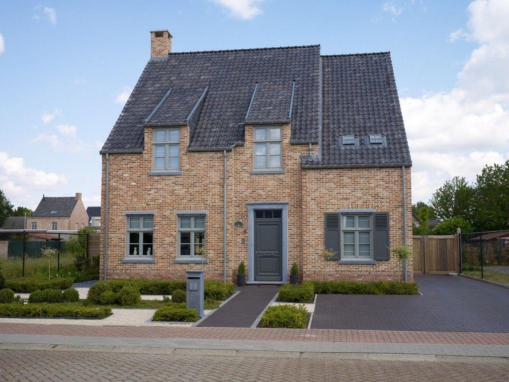 Oelegem bouwbedrijf stijlvol wonen pinterest house for Bouwbedrijf huizen