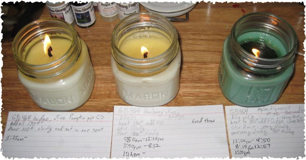 Review: Soy Wax GW 464-Golden Brands | DIY/Crafting | Soy