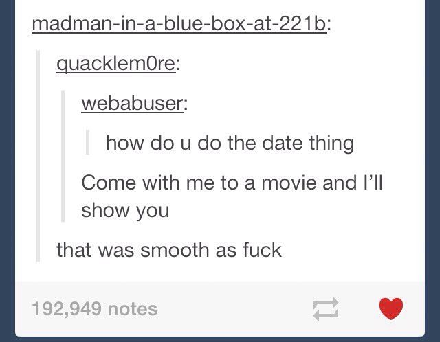 Bad pick up lines tumblr