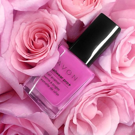 pink, pink, pink !!  get ready for spring and spruce up your nails with Avon Nail Enamel. Find all shades here www.youravon.com/darcadipane