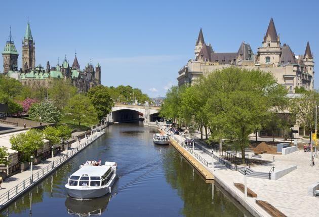 Las 10 ciudades más limpias del mundo | Ottawa, Continentes, Canada