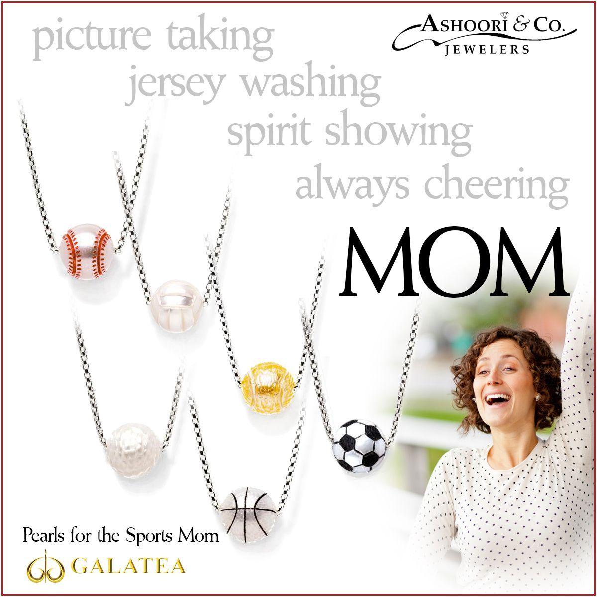 GALATEA_Soccer Mom, baseball Mom.... She's always been