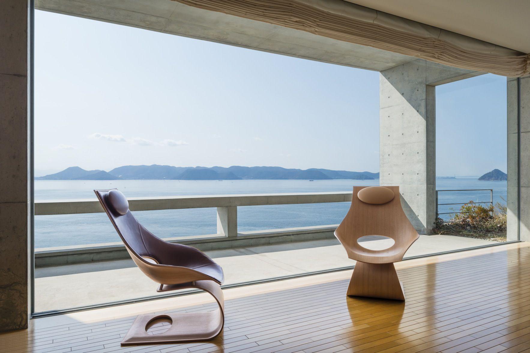 TA001 DREAM CHAIR Designed by Tadao Ando for Carl Hansen