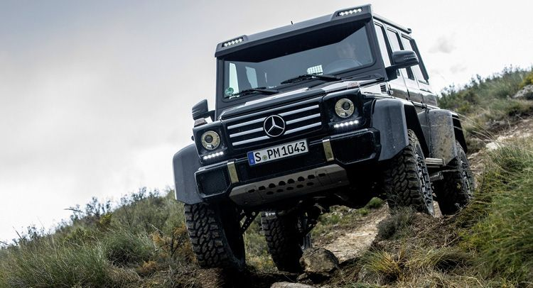 Mercedes Benz Decides To Build G500 4x4 Prices It From 226 100