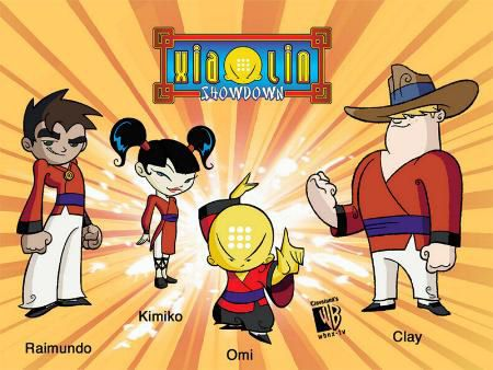 Xiaolin Showdown Characters Google Search Style Ref Pinterest