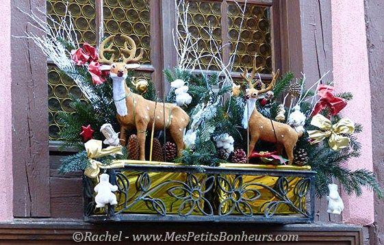3er Décorations de Noël Set 8 cm boules vert avec dorée Maison Lauscha peintes à la main