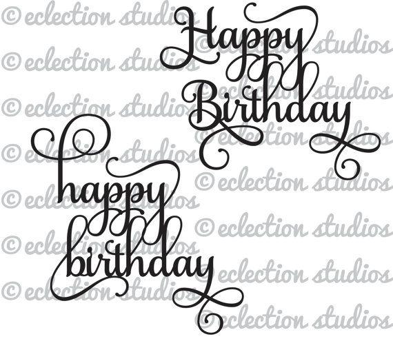 happy birthday  happy birthday design  samantha font