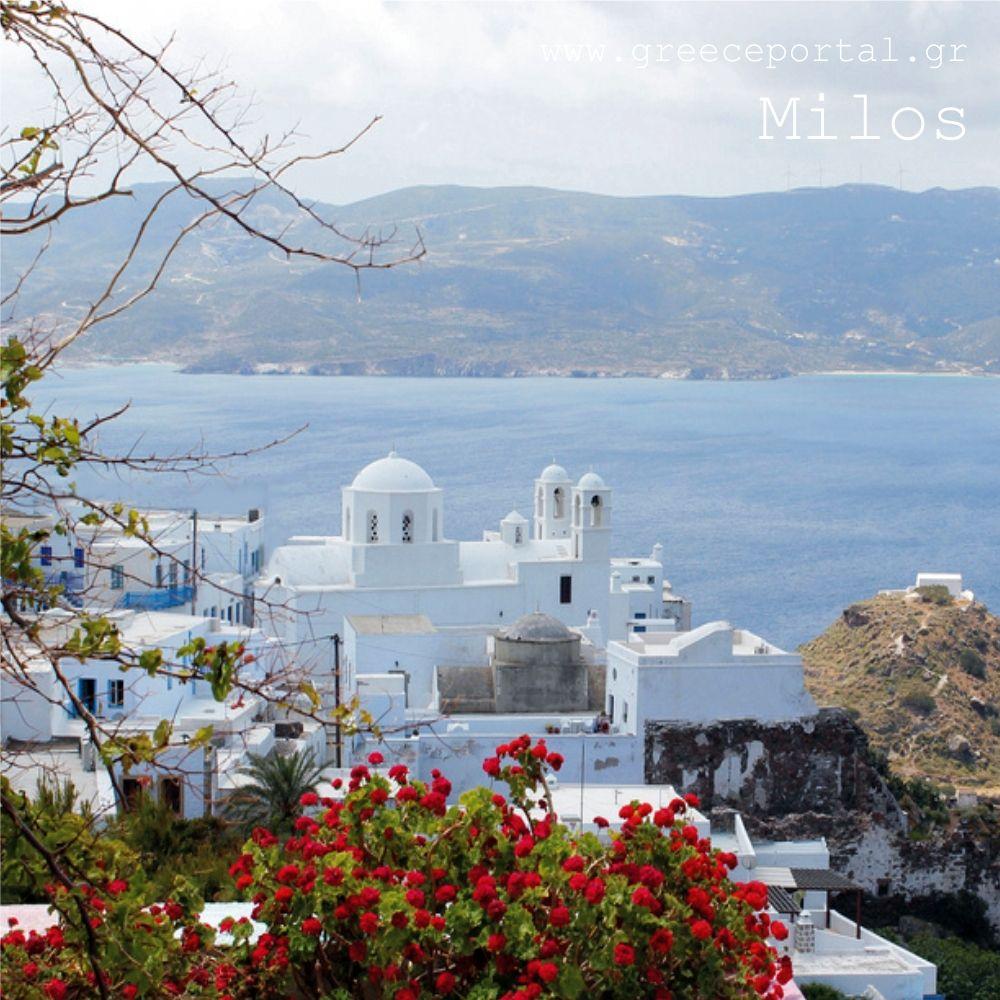 GreecePortal.gr | Lena Paliarouti  travel plan / guide / info / map #greece #cyclades #milos