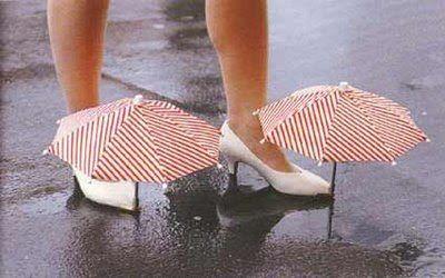 pés molhados???   nunca mais kkkkk