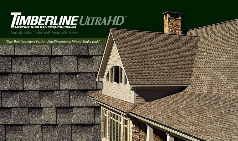 Gaf Timberline Ultra Hd Roofing Shingles Gaf Ultra Hd