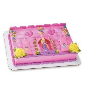 rapunzel cake kit Google Search Disney Princess Fairies