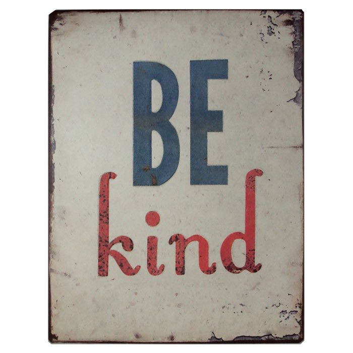 Wall Decor Signs New Be Kind Wall Decor  Walltowall Function On Joss & Main  Home Decorating Inspiration