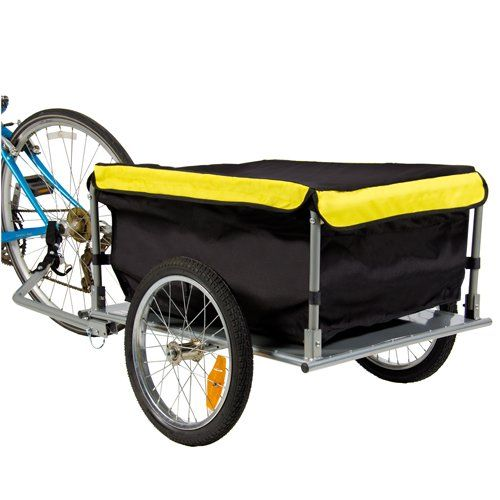 Top 10 Bicycle Trailers For Cargo Of 2020 With Images Bike