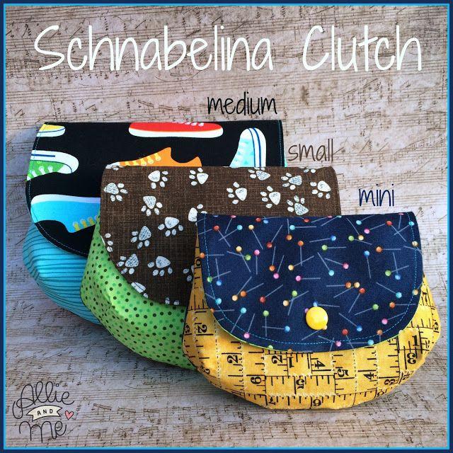 Allie & Me design: Täschchen