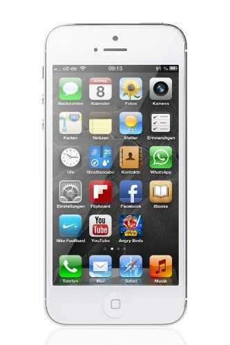 awesome Apple iPhone 5, White, 16GB Check more at http://forsaletoday.uk/shop/iphone5/apple-iphone-5-white-16gb-4/