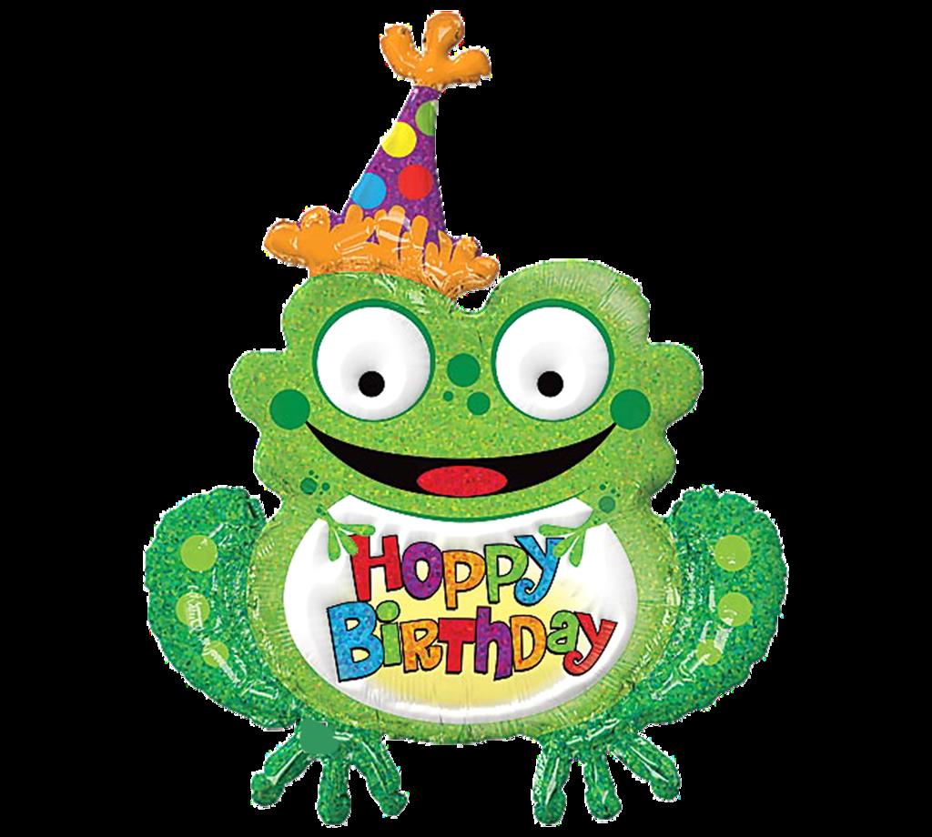 Поздравление с лягушкой на день рождения