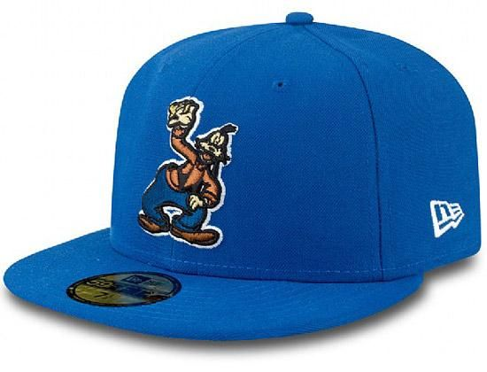 Pop Out Disney Goofy 59Fifty Fitted Cap by NEW ERA x DISNEY ... d50838bb632
