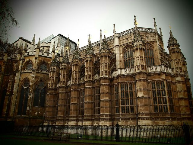 Westminster Abbey~United Kingdom