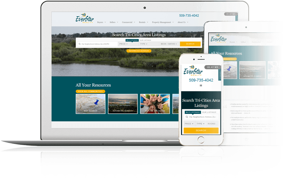 Tri Cities Wa Homes For Sale Real Estate Listings Kennewick Richland Pasco West Richland Mls Search Everstar Real Estate Buying Tri Cities Real Estate