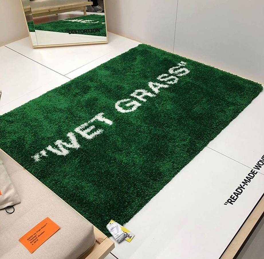 Off White S New Ikea Collaboration Will Make You Want To