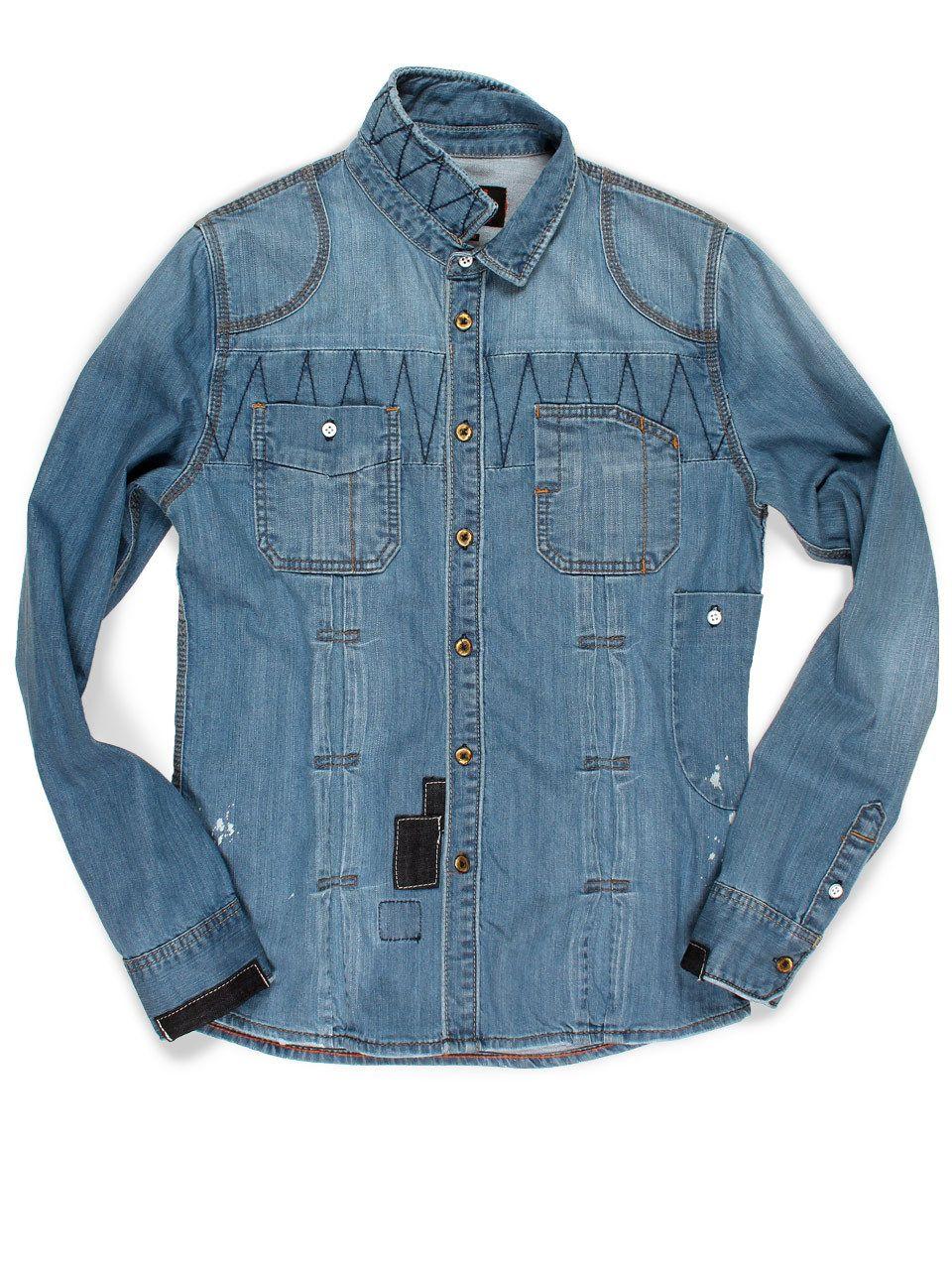 DENIM - Denim shirts CO Lowest Price Cheap Sale 2018 Shop Offer Cheap Online VgdbRPv9