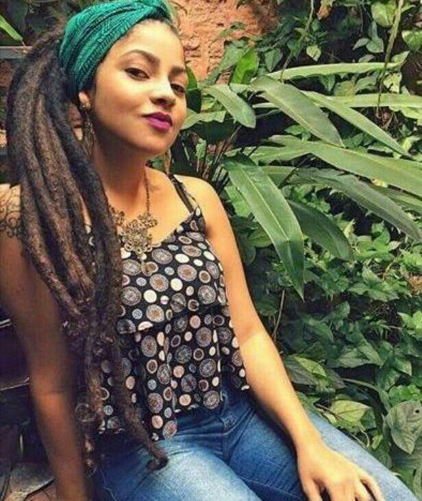Pin von Jacina auf dreadlock girl | Pinterest