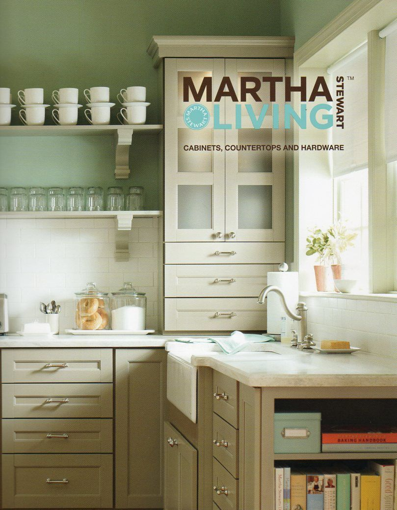 martha stewart living cabinetry countertops amp hardware best ideas ...