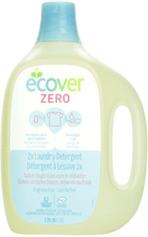 Ecover Zero 2x Laundry Detergent Fragrance Free 93 Fl Oz Com