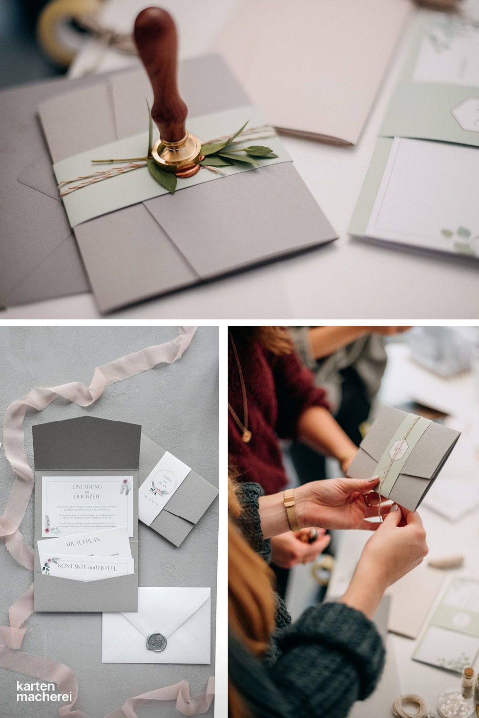 Photo of Exclusive stationery: Boho Dreams