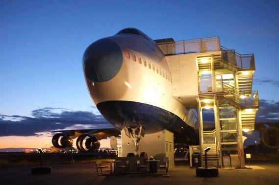 Jumbo Stay, Arlanda Airport, Sweden
