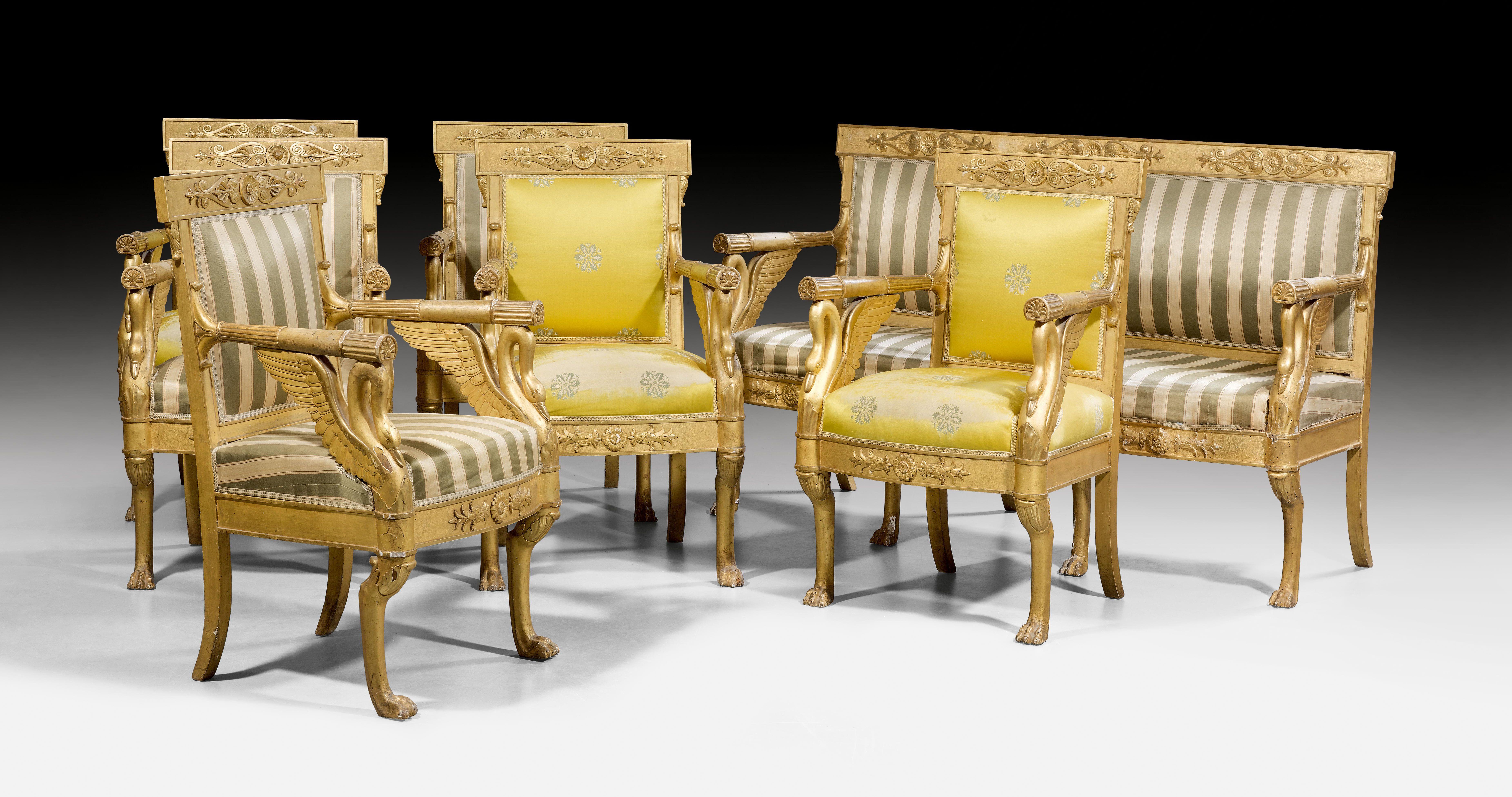 C suite of furniture