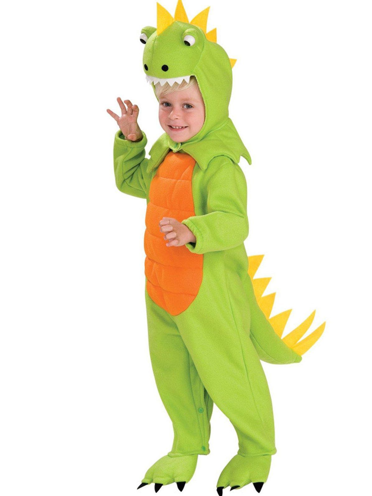 Cute Lil Dinosaur Toddler Costume Kids Dinosaur Costume Dinosaur Halloween Costume Toddler Dinosaur Costume