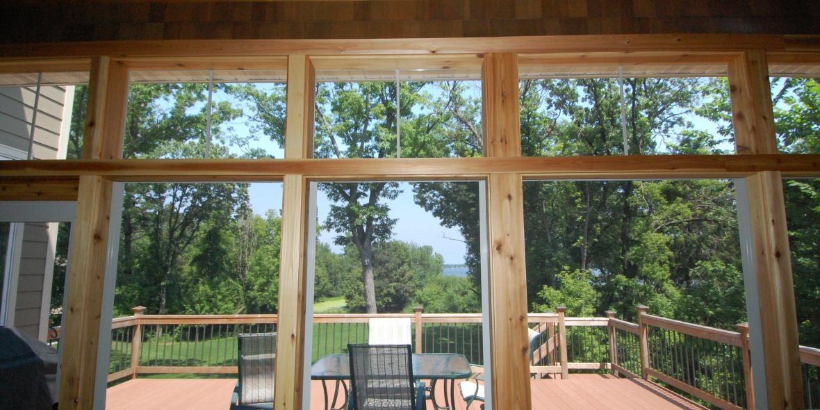 Fresh Sunroom Panels Diy