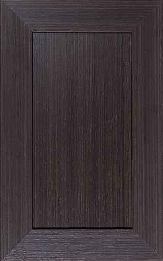 Elias Woodwork DLV Cabinet Door Dark Chocolate