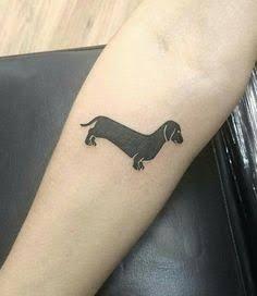 resultado de imagem para dachshund tattoo amores da minha vida pinterest dachshund. Black Bedroom Furniture Sets. Home Design Ideas