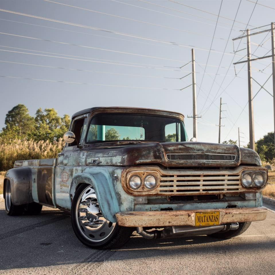 1959 dodge truck rat rod