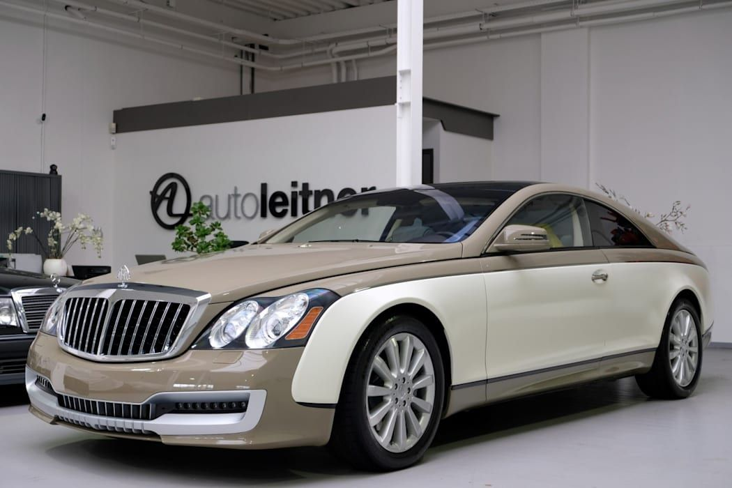 2012 Maybach 57s Coupe By Xenatec For Sale Photo Gallery In 2021 Maybach Maybach Car Maybach Coupe