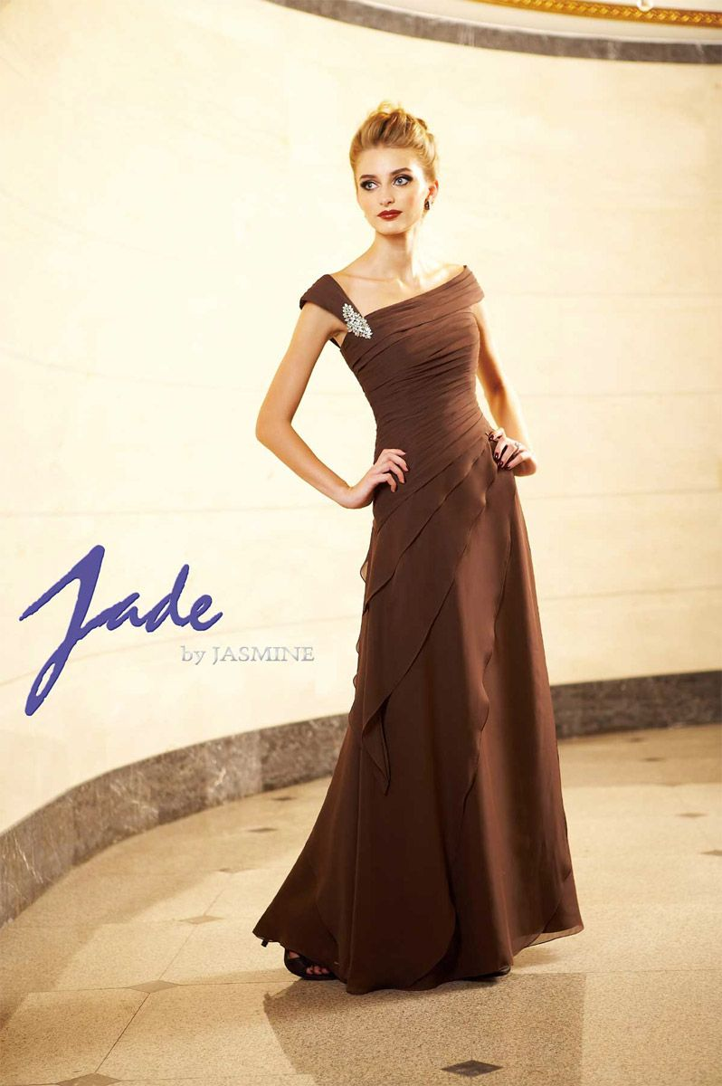 Jade by Jasmine J4425 Jade by Jasmine Lestan Bridal Brooklyn NY ...