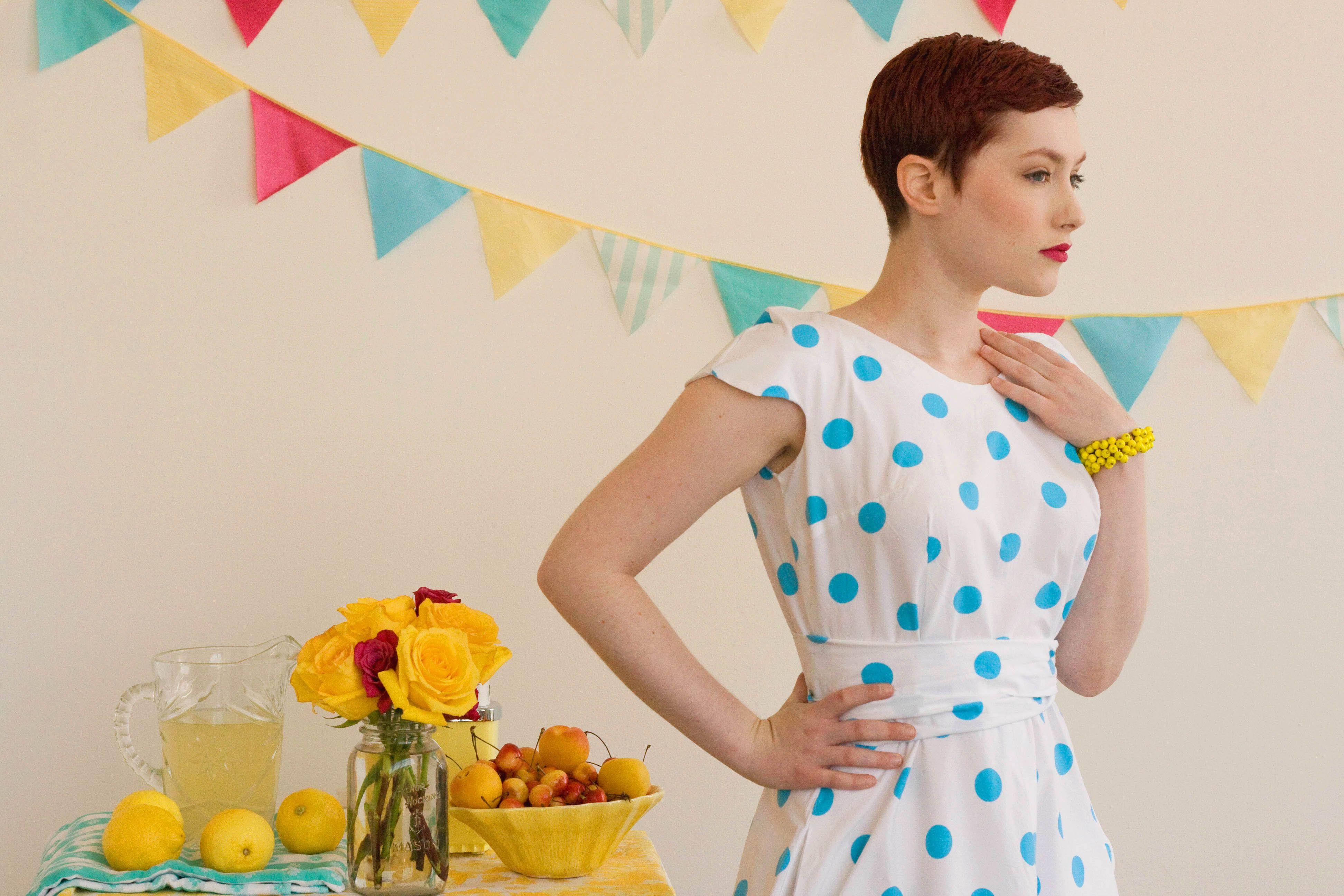 Springtime Crepe   Colette Blog   Sewing patterns   Pinterest