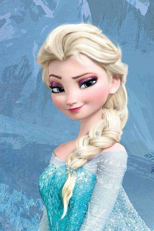 25 Best Disney Furniture Ideas On Pinterest: 25 Best Disney Princesses List - Elsa
