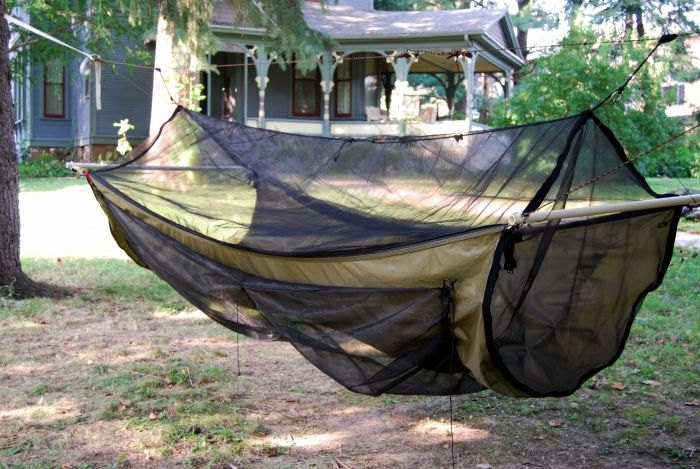 guide to making a bridge hammock guide to making a bridge hammock   hammock camping   pinterest      rh   pinterest