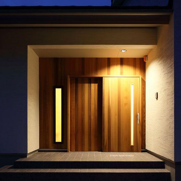 大和屋木製玄関引き戸 自然素材商品 大和屋株式会社 建材部 玄関