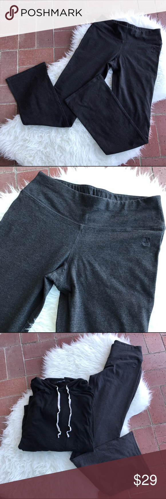NY&C Leggings! NY&C Leggings! Like New! •Excellent condition •Heather gray shade •Bootcut yoga pants style NY&C Pants Leggings