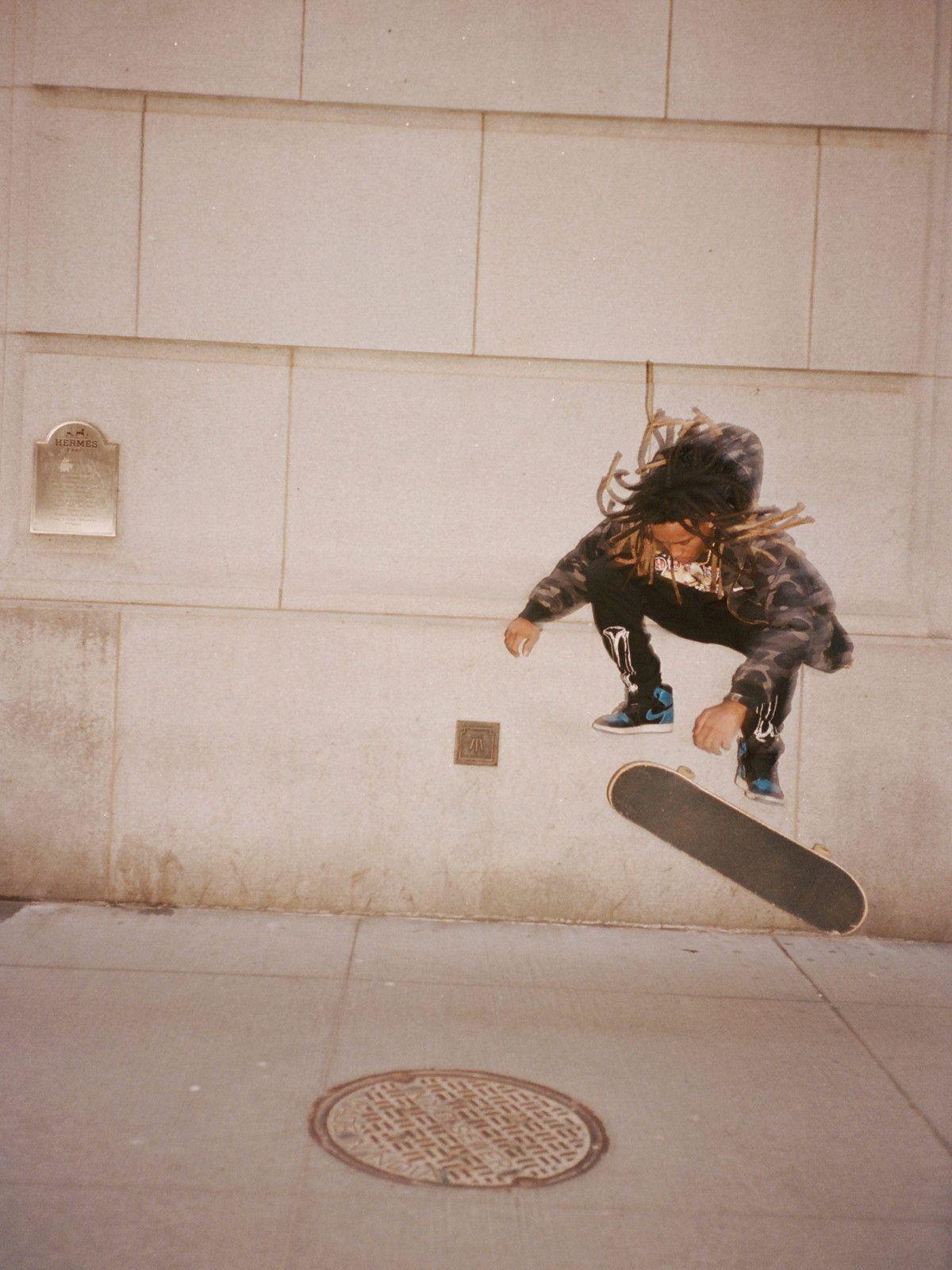 Meet Lil Gnar The Skateboarding Fashion Designer Turned Rapper Skate And Destroy Skateboard Fashion Rapper